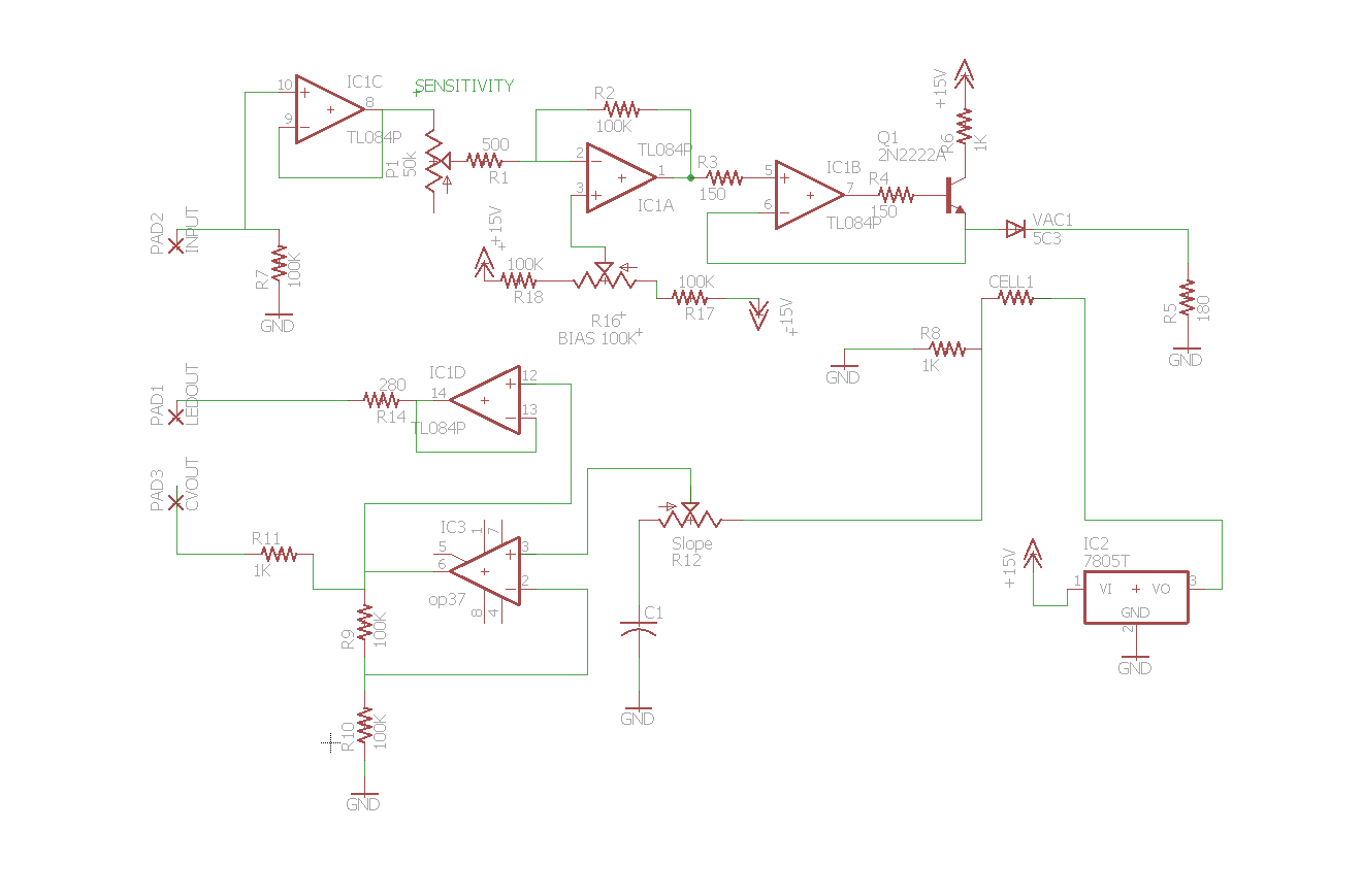 hight resolution of envelope schematic