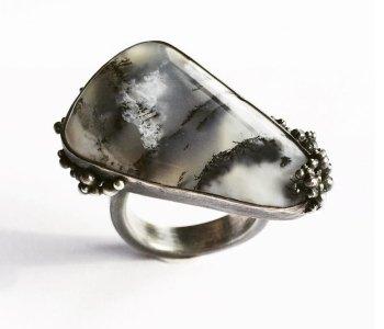 Charlie Leftley Dendriticopal ring
