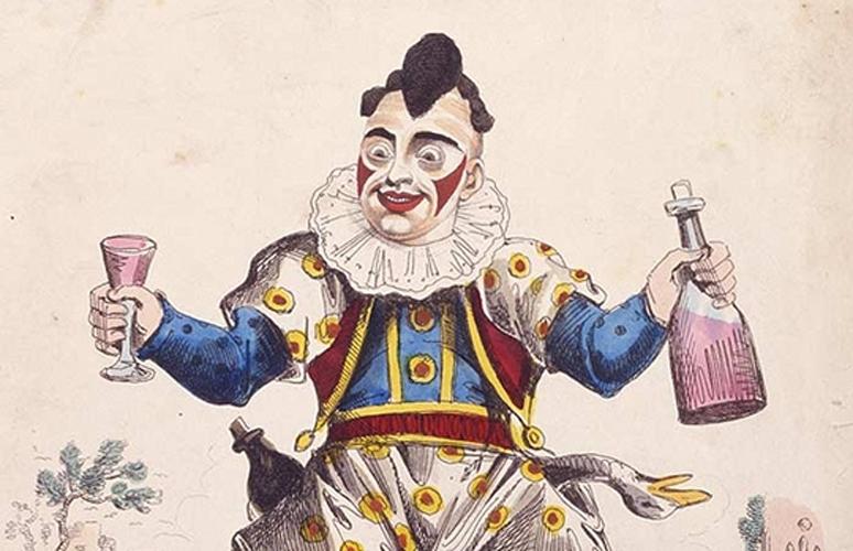De clowns van Facebook