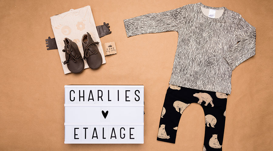 Charlies Etalage: Hip&Green