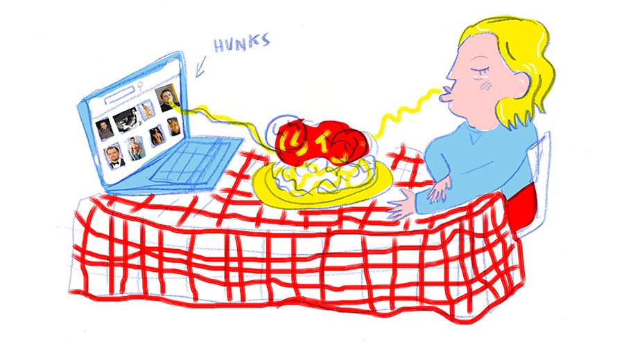 Hoe Google het echte leven verving