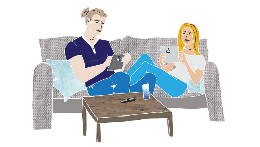 """Rika Ponnet: """"Relaties zijn nu niet slechter dan vroeger"""""""