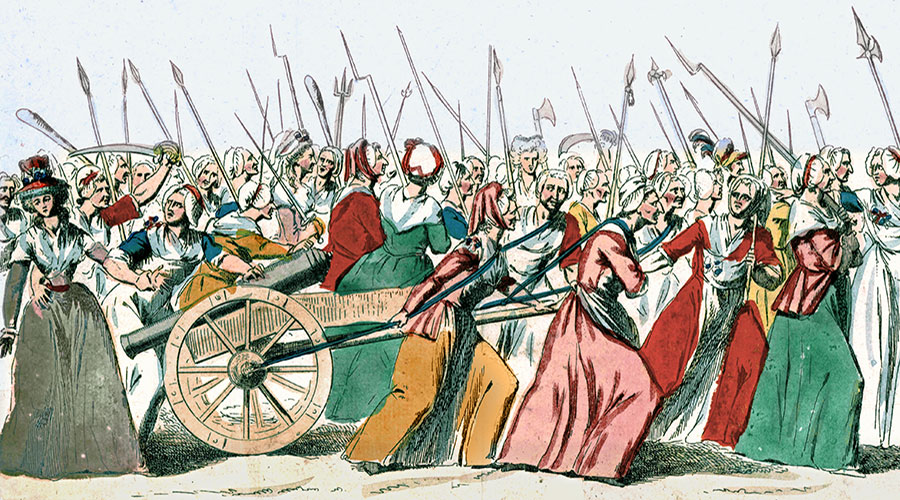 """""""De geschiedenis leert ons dat vrouwen verdorie altijd al meegeteld hebben"""""""