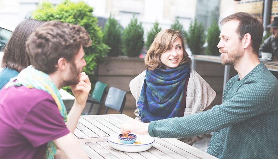 Charlies openhartige (non-)monogamie gesprek