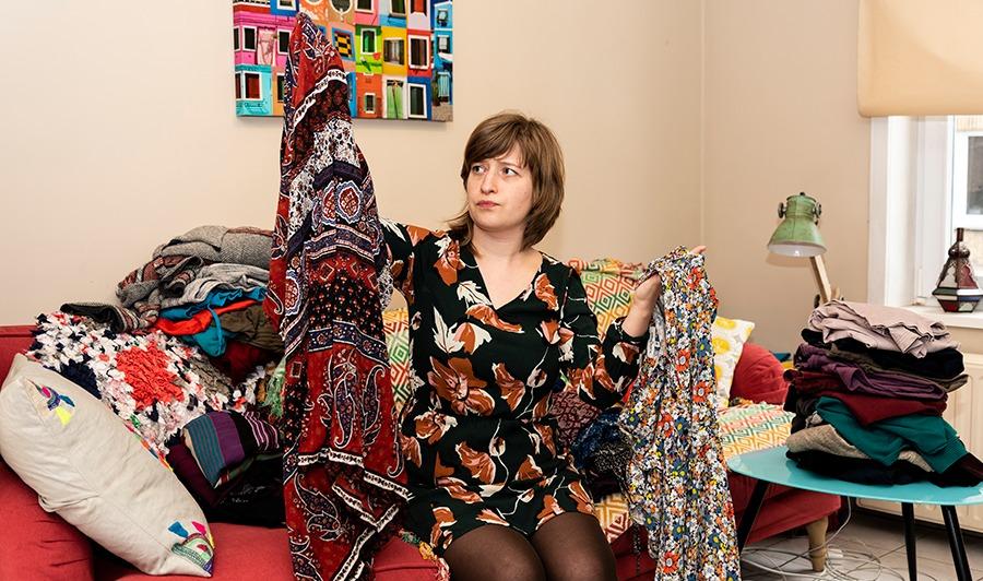 Kleerkastvasten: 6 weken lang slechts 6 kledingstukken dragen