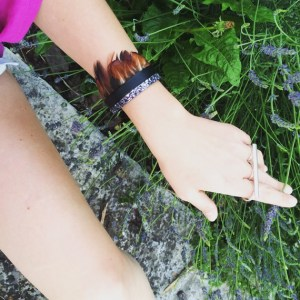 collection des bracelets charlie o plumes