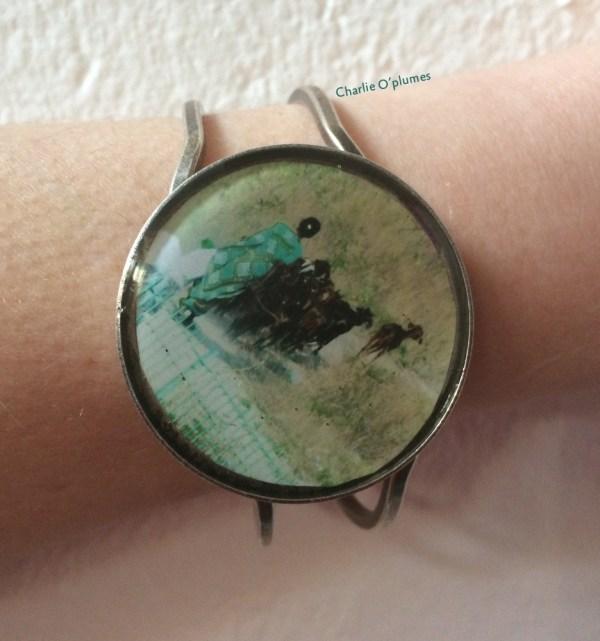 bracelet photo india spirit oplumes indienne turquoise