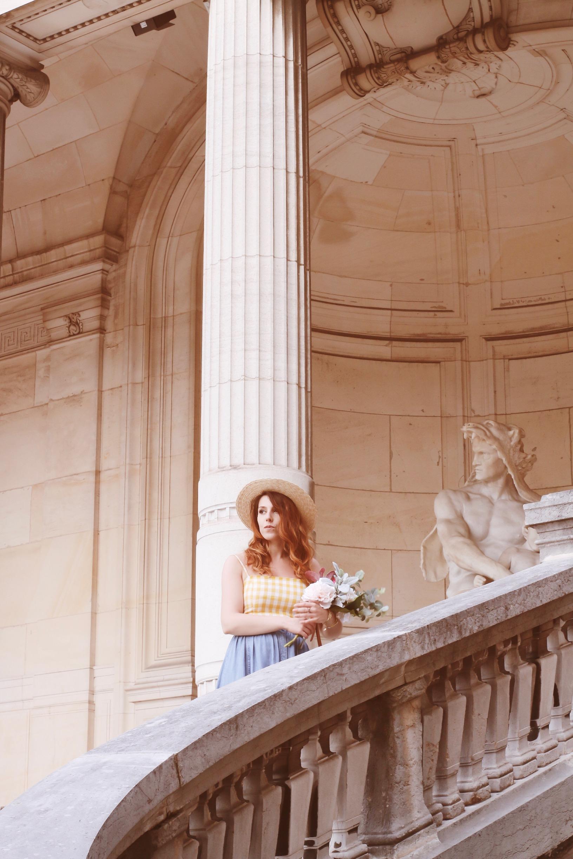 Tenue Retro Parisienne