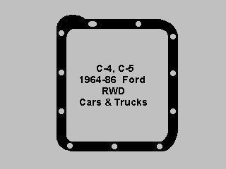 Ford C4 transmission