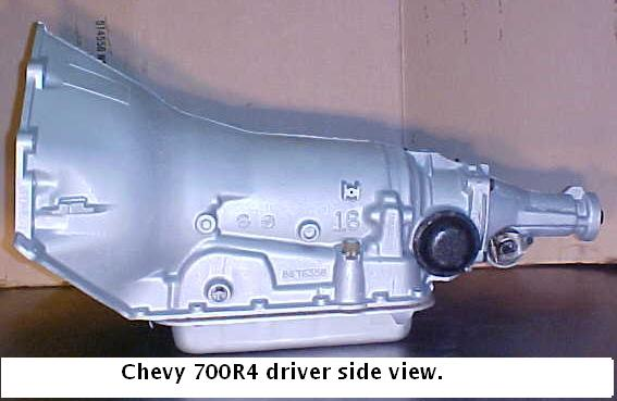 Chevy 700r4 Transmission Wiring Diagram View Diagram