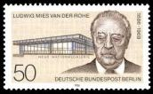 Ludwig Mies van der Rohe, Commons
