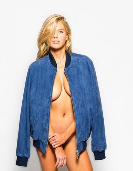 Charlotte McKinney - For Inside Hook Magazine - 07
