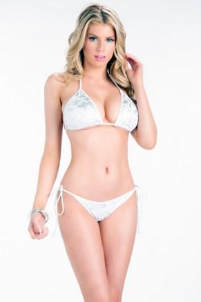 Charlotte McKinney - For Oh La La Cheri swimwear 2014 - 10