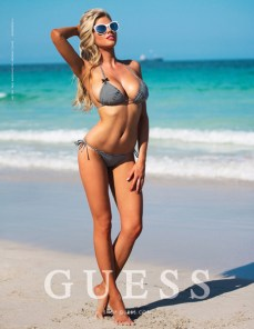 Charlotte McKinney - Megane Claire for Guess - 04