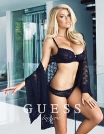 Charlotte McKinney - Megane Claire for Guess - 07