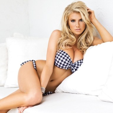 Charlotte McKinney - Megane Claire for Guess - 10