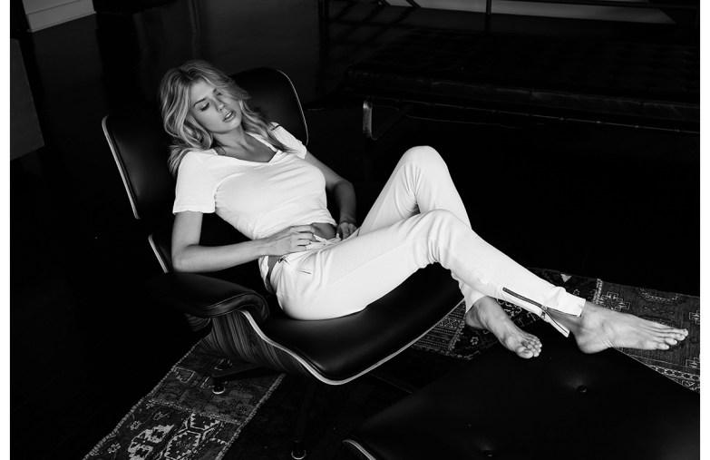Charlotte McKinney - Neave Bozorgi for Cotton Citizen - 06