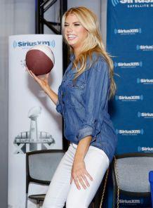 Charlotte McKinney - SiriusXM event in Phoenix - 09