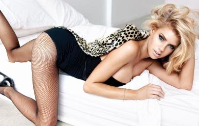 Charlotte McKinney - Yu Tsai for Guess - 08