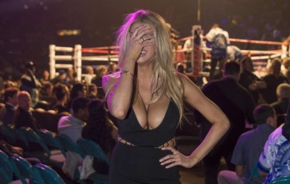 Charlotte McKinney at the Floyd Mayweather vs. Manny Pacquiao Fight - 02