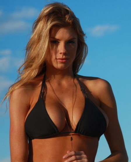 Charlotte McKinney - Beach - 27