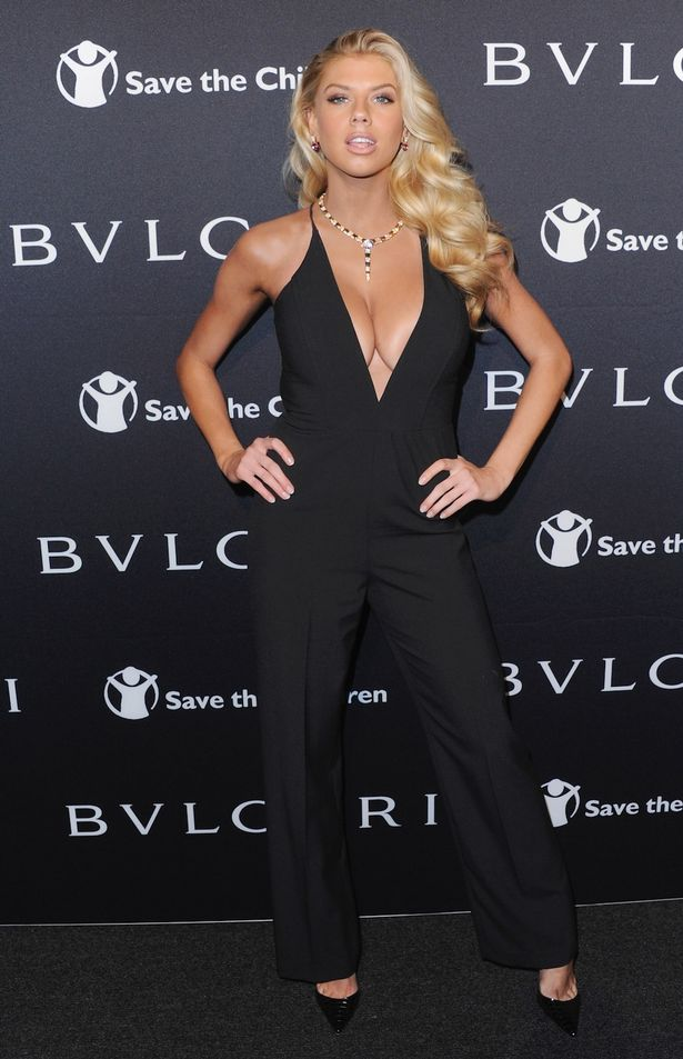 Charlotte McKinney - Bulgari and Save The Children pre-Oscars event - 05
