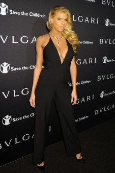 Charlotte McKinney - Bulgari and Save The Children pre-Oscars event - 09