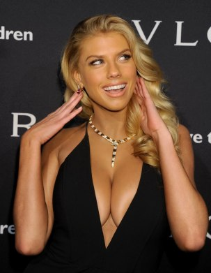 Charlotte McKinney - Bulgari and Save The Children pre-Oscars event - 20