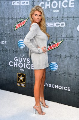 Charlotte McKinney - Guys Choice Awards - 08