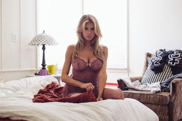 Charlotte McKinney - Joey Wright - 17