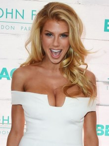 Charlotte McKinney - John Frieda Hair Care Beach Blonde Collection Party - 02