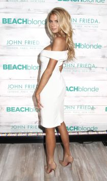 Charlotte McKinney - John Frieda Hair Care Beach Blonde Collection Party - 15