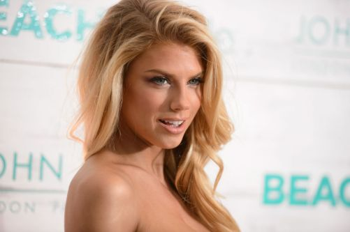 Charlotte McKinney - John Frieda Hair Care Beach Blonde Collection Party - 26