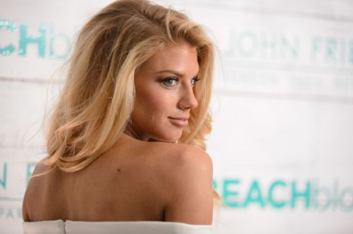 Charlotte McKinney - John Frieda Hair Care Beach Blonde Collection Party - 28