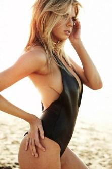 Heidi watney half naked