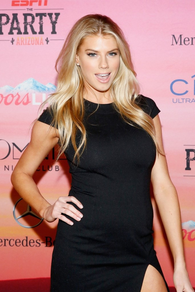 Charlotte McKinney - 12th Annual Leather and Laces Super Bowl Party Night - 06