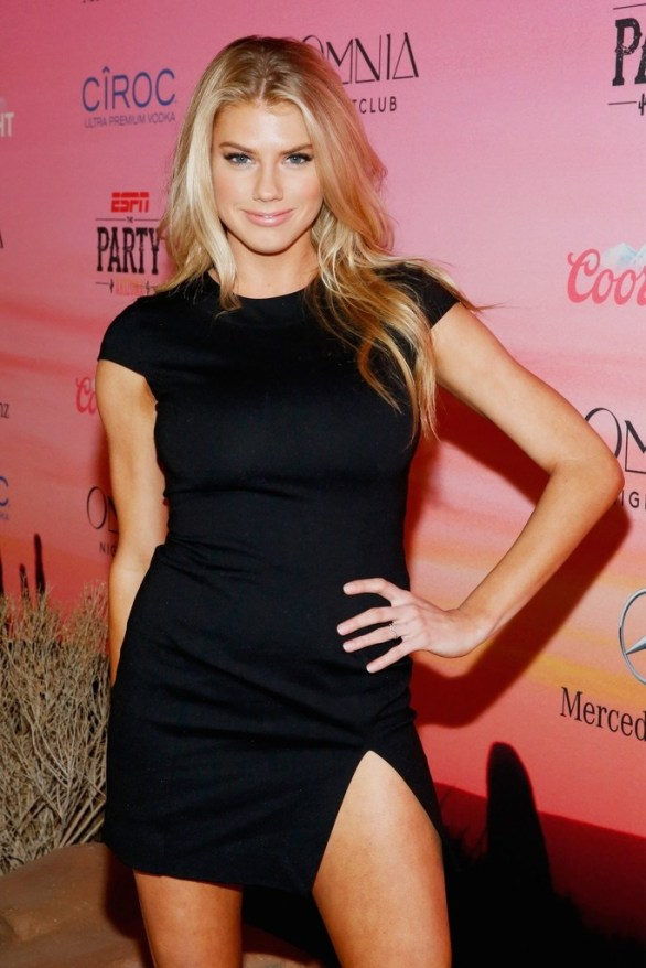 Charlotte McKinney - 12th Annual Leather and Laces Super Bowl Party Night - 07