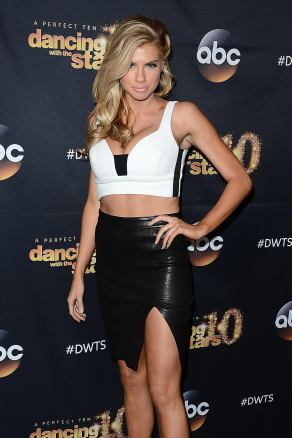 Charlotte McKinney & Keo - Dancing with the stars - 18