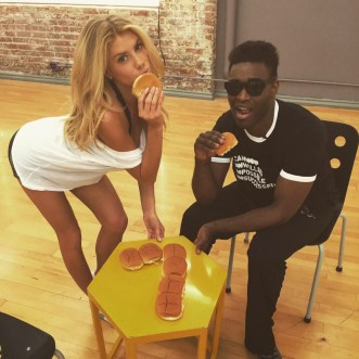 Charlotte McKinney & Keo - Dancing with the stars - 24