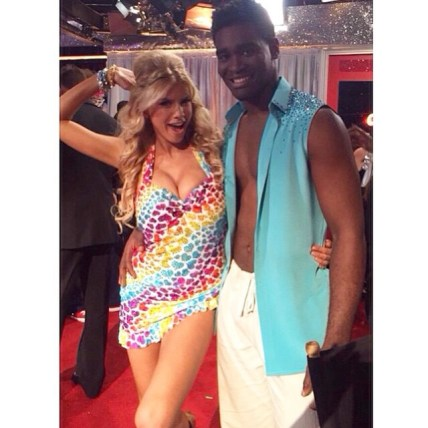 Charlotte McKinney & Keo - Dancing with the stars - 28