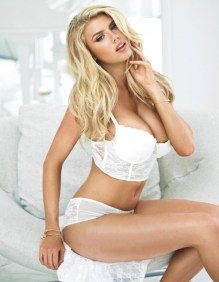 Charlotte McKinney - Megane Claire for Guess - 14