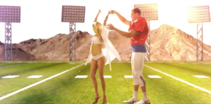 Rob Gronkowski Erotic Fan Fiction with Charlotte McKinney - 04