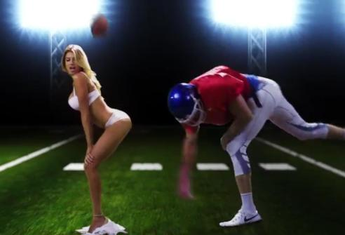 Rob Gronkowski Erotic Fan Fiction with Charlotte McKinney - 05