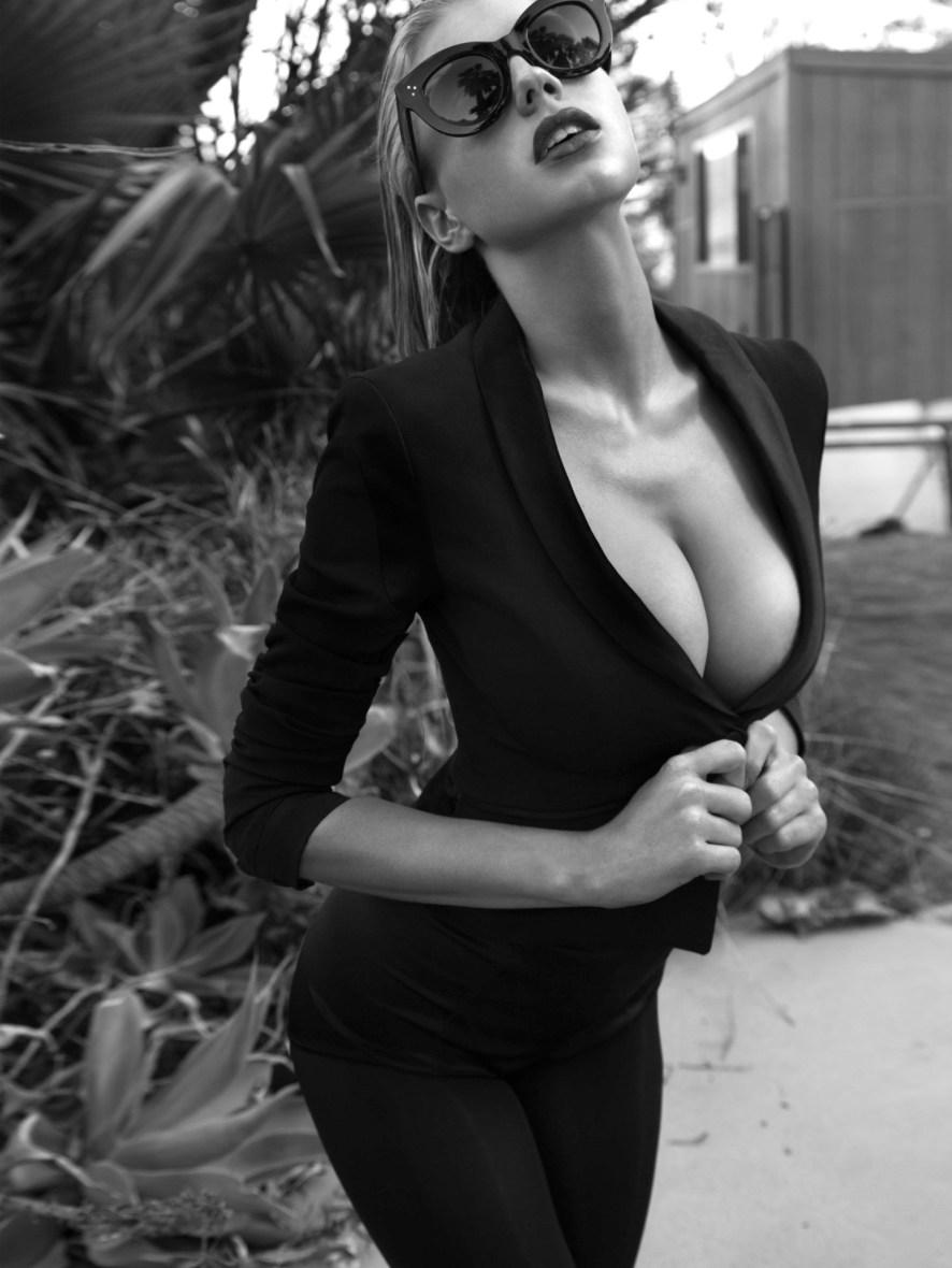 Charlotte McKinney - Tony Duran - Daybook - 03