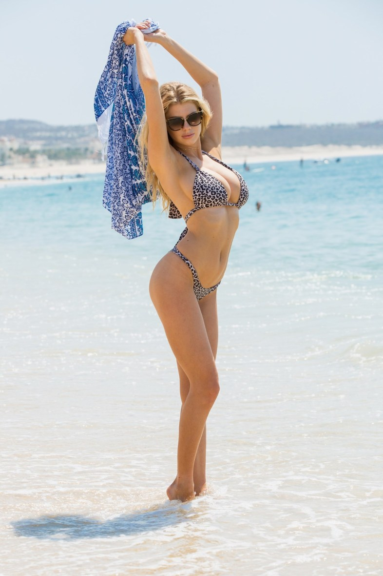 Charlotte McKinney – ME Cabo Resort Grand Re-Opening Party in Mexico - 03