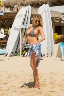 Charlotte McKinney – ME Cabo Resort Grand Re-Opening Party in Mexico - 06