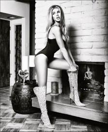 Charlotte McKinney for Guess Fall Line shot by Tatiana Gigi - 09