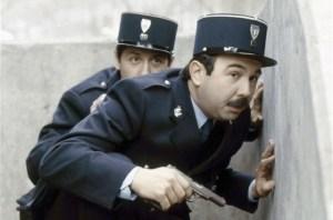 flics voiture