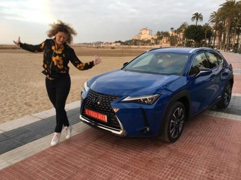 Essai Lexus UX