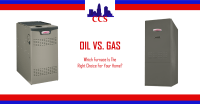 Oil Furnaces vs. Gas Furnaces
